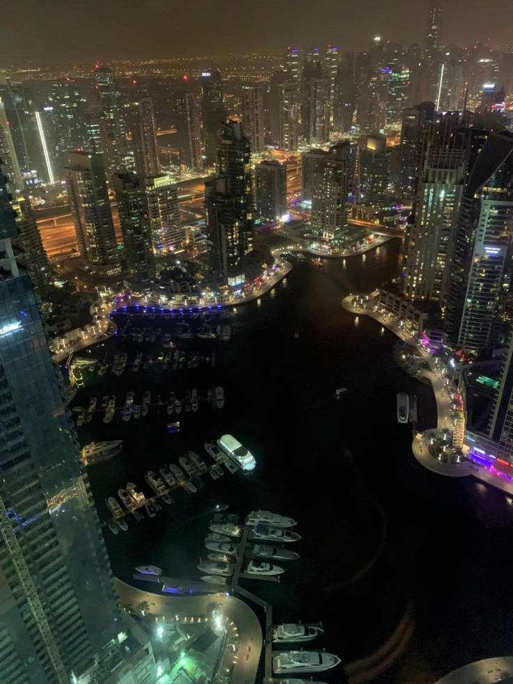 KATrippin Dubai Panorama