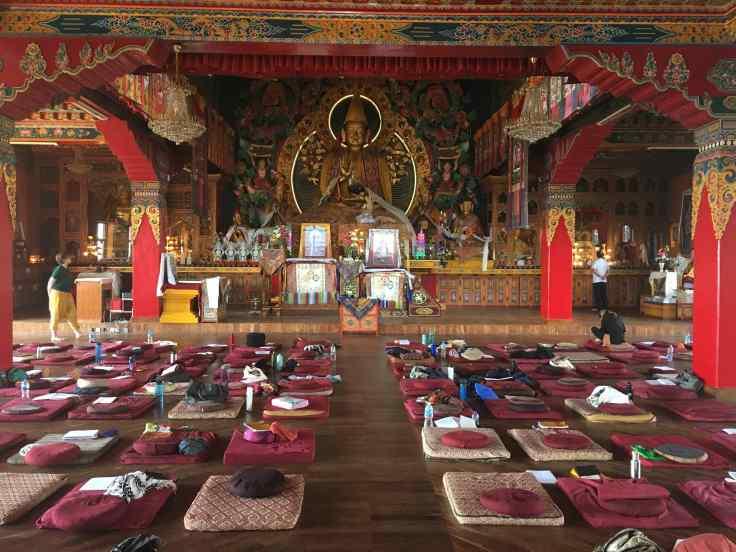 KATrippin Kopan Monastery Meditation Course