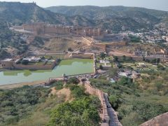 Amber Fort, Jaipur - Photo by Andrius - October 2018