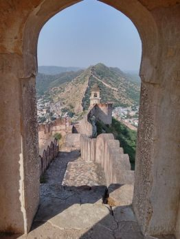 Landmarks in Rajasthan - Photo by Andrius - October 2018