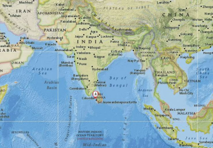 KATrippin in Sri Lanka