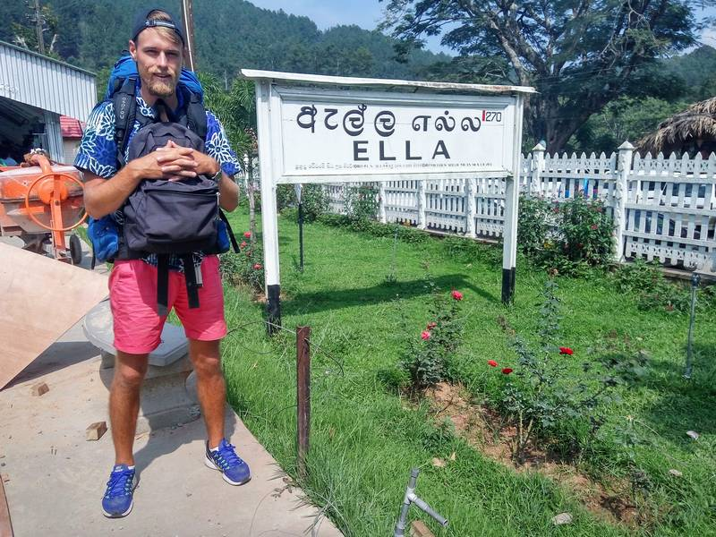 Budget Travel - Sri Lanka
