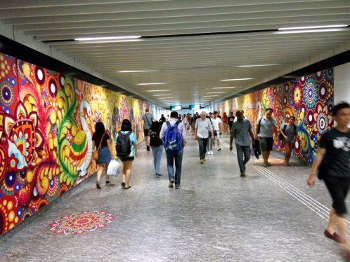 Budget Travel - Singapore