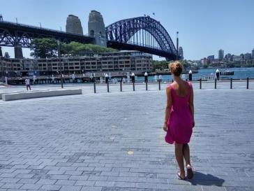 Sydney Bridge - Photo by Andrius - December 2018