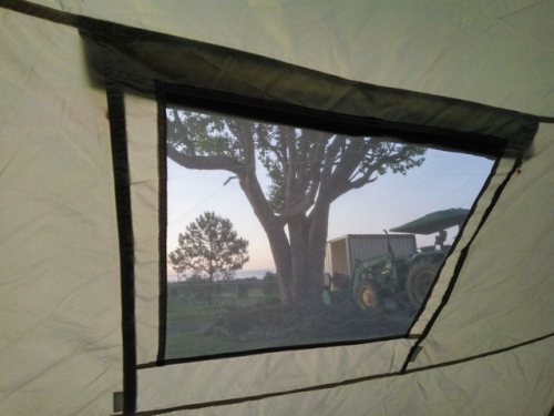 Whiporie Campsite